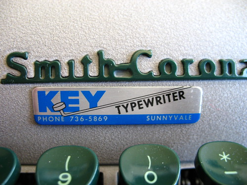 Key Typewriter