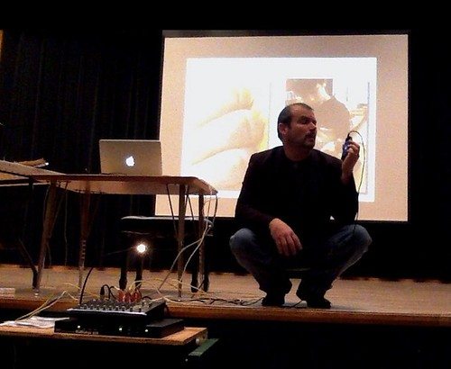 Kevin Honeycutt presenting in Missoula, Montana