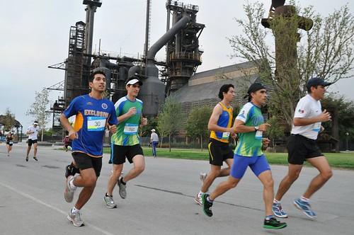 Carrera Nike Antorcha Panamericana