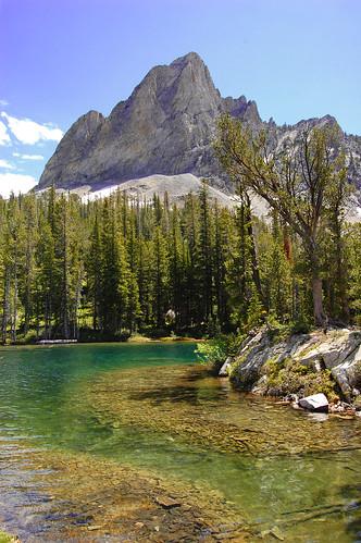 El Cap Alice Lake