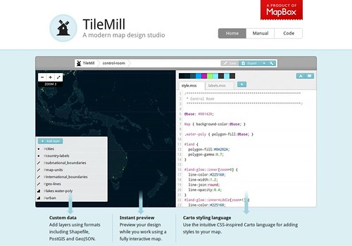 TileMill 0.4 release comes with easy installation and even faster maps
