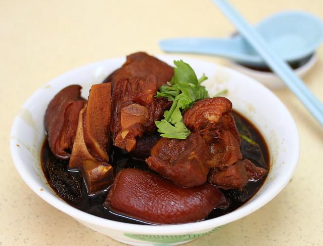 Boon Keng Road Fish Head Been Hoon · Seafood Soup