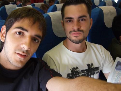 0002 - 05.07.2007 - Avión BCN-HEL