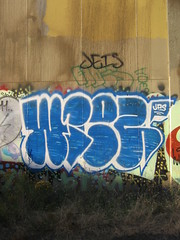Wrez (Wet Paint Opera) Tags: art oregon portland graffiti paint or ups pdx graff 503 warez upsk wrez
