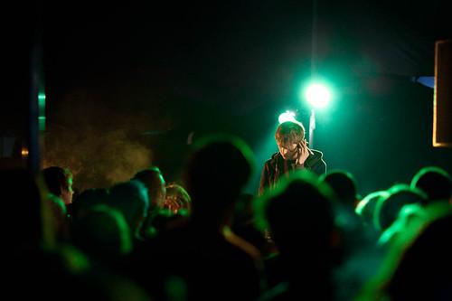 James Blake på Øyafestivalen 2011