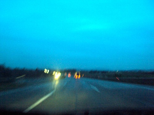 Preparation for Road trip: Budapest to Cologne, Dawn