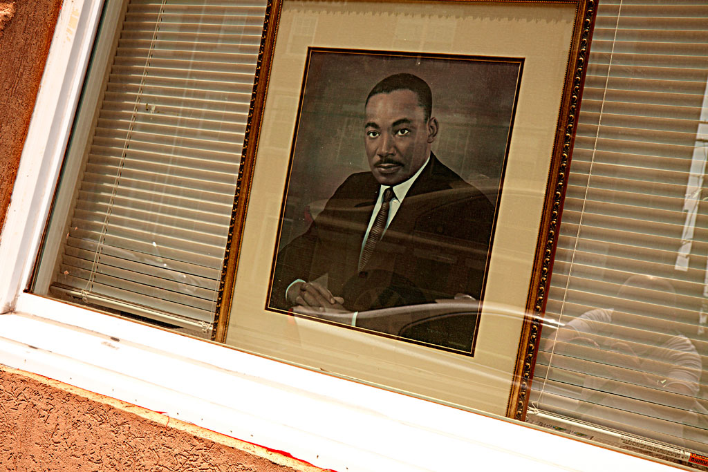 Martin-Luther-King-in-window--Southwest-Center-City
