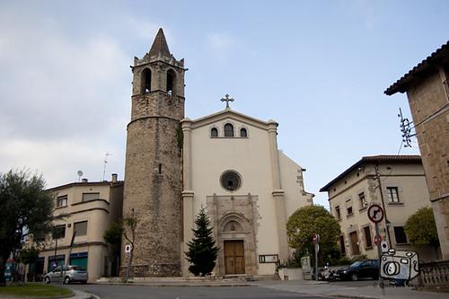 Santa Maria de Palautordera by Queralt Vegas