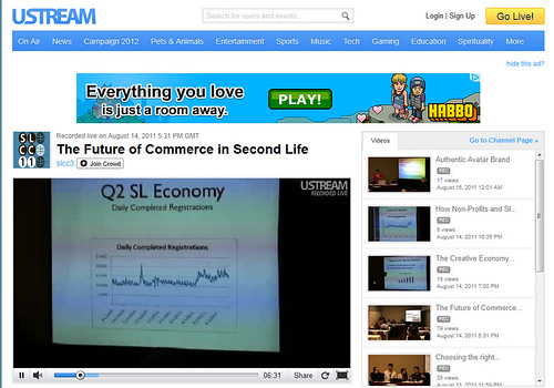 The Future Of Second Life Commerce