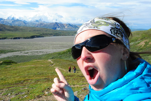 Oh Yeah! Denali is visible!