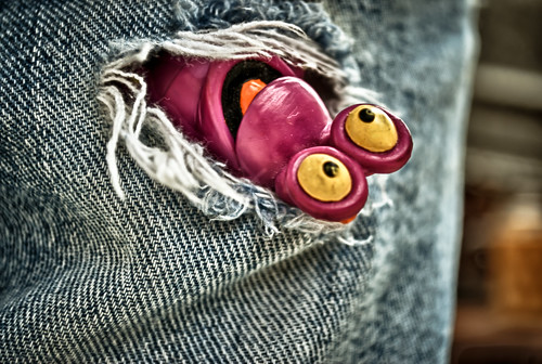 Where Holes In Your Pockets Come From by hbmike2000