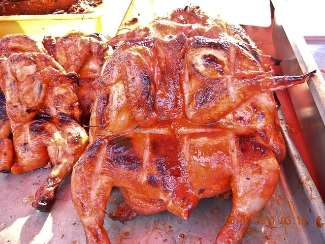 DSCN2372 Ayam panggang ,Ramadhan bazaar , Ipoh ,Malaysia- 2011