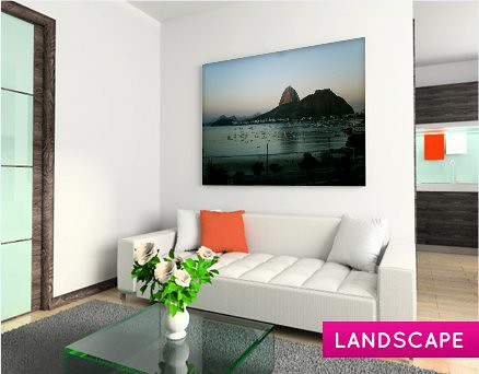 Easy Canvas Prints landscape
