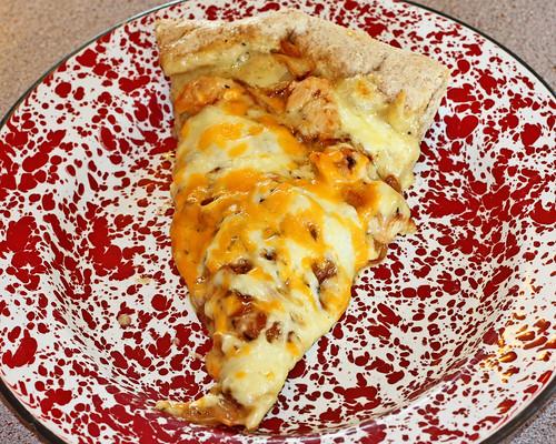 Chicken Alfrado Pizza
