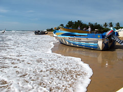 Nilaveli Beach (Tim Noonan) Tags: art beach boats manipulation srilanka eastcoast shinning hypothetical dockbay vividimagination nilaveli shockofthenew sotn sharingart awardtree daarklands exoticimage netartii donnasmagicalpix