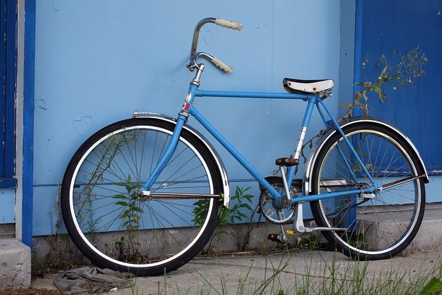60's Newfie bike