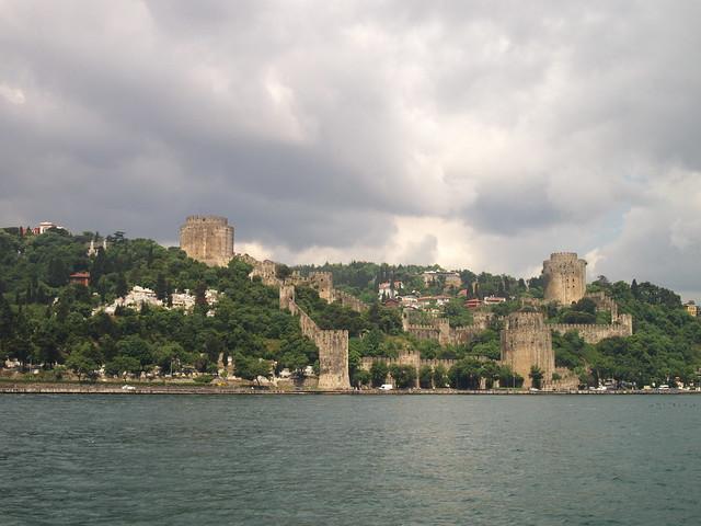 Rumeri Hisarl 魯梅利城堡
