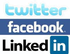 Top 3 Redes Sociales