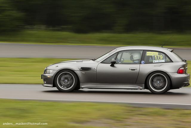 S50B32 M Coupe | Sterling Gray | Custom Hood