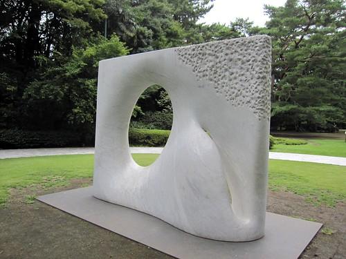 ⑨★庭園のオブジェ① by Poran111
