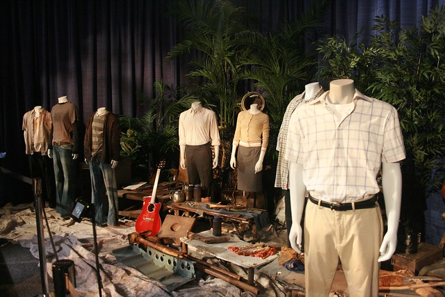 """Lost"" Cast Costumes & Props"