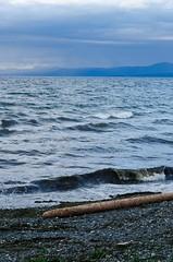 Island Storm, Beach