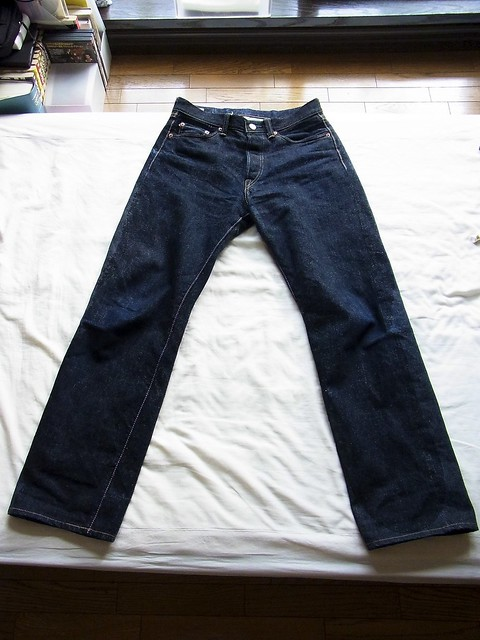 MOMOTAROU Jeans 23th Aug 2011 (64days)