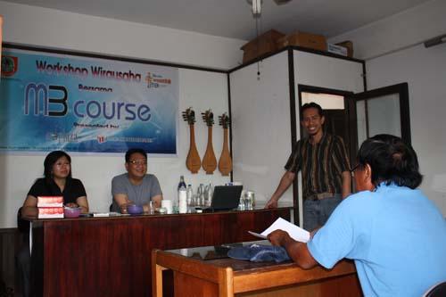 Training di Banjar masin