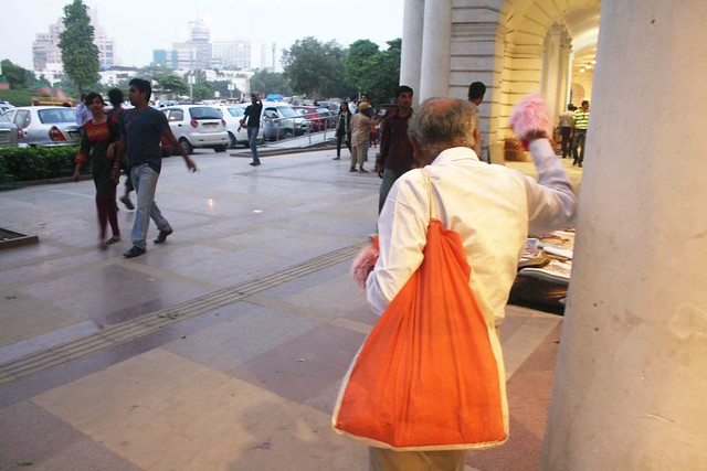 Mission Delhi – PM Sahay, Connaught Place