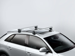 Audi Q3 - Roof Rack (M25 Audi) Tags: roof rack audi q3