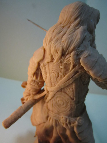 Haleth son of Háma LORD OF THE RINGS The Two Towers Super sculpey Rocketraygun Kelvin chan marquette