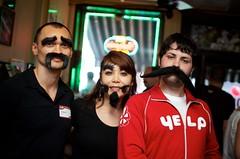 DSC_2887 (Yelp.com) Tags: ohio unitedstates cincinnati yelp mustache arnoldsbar