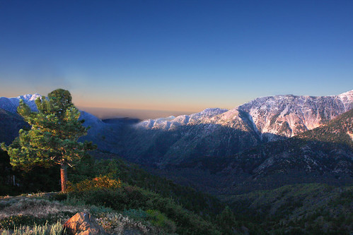 San Gabriel Mountain Wilderness