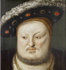 Portrait of Henry VIII, c.1548