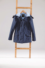 West - Lined Canvas Jacket (Girls)