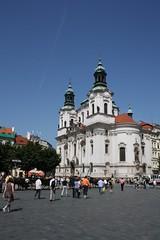 "St. Nicholas Church (Kostel svatého Mikuláše), Prague (Prag/Praha) • <a style=""font-size:0.8em;"" href=""http://www.flickr.com/photos/23564737@N07/6083161764/"" target=""_blank"">View on Flickr</a>"