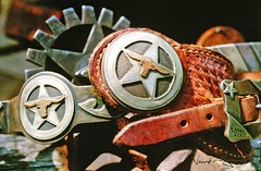 Longhorn-Spurs (stateart1) Tags: by photography texas rick vanderpool