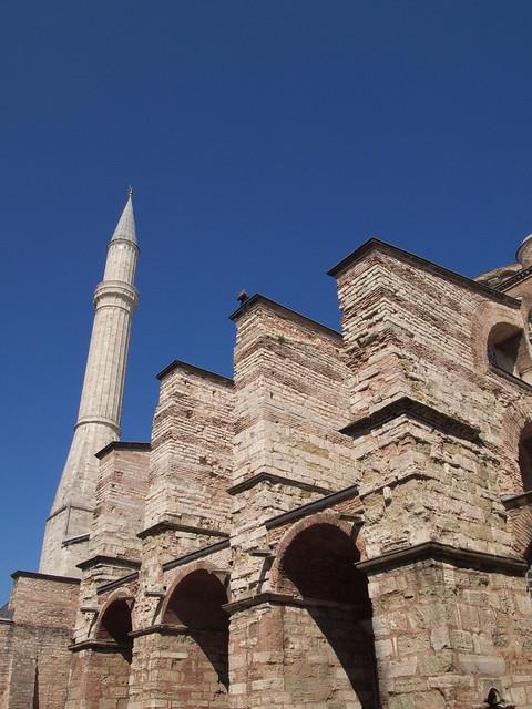 聖索菲亞博物館的入口