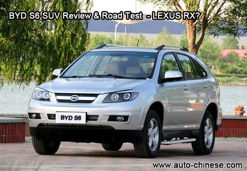 BYD S6 SUV Review