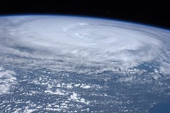 Hurricane Irene as Seen from Space (NASA Goddard Photo and Video) Tags: hurricane nasa irene hurricaneirene