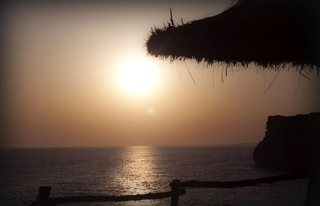 Atardece en Menorca