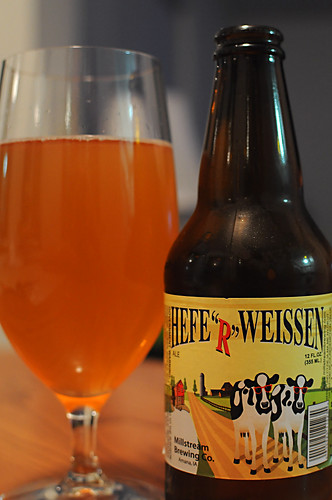 "Day 232 - Hefe ""R"" weissen by Tim Bungert"