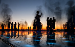 Pozdrav Suncu (The Greeting to the Sun, Zadar, Croatia) (Zeno Zokalj Photography) Tags: summer art photoshop photography photo flickr artistic pentax croatia zadar zeno hrvatska explored cs5 flickrelite justpentax pozdravsuncu thegreetingtothesun zokalj zenozokalj zzokalj