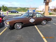 Smokey and the Bandit police car