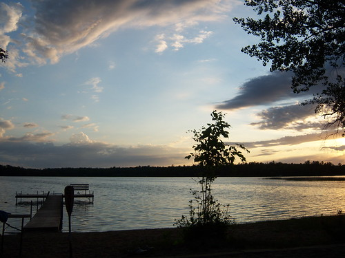 Minnesota Lakes by evinella, on Flickr