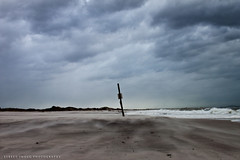 IMG_2368 (Tolga Cetin Photography) Tags: storm beach clouds canon sand hurricane irene overlook t1i
