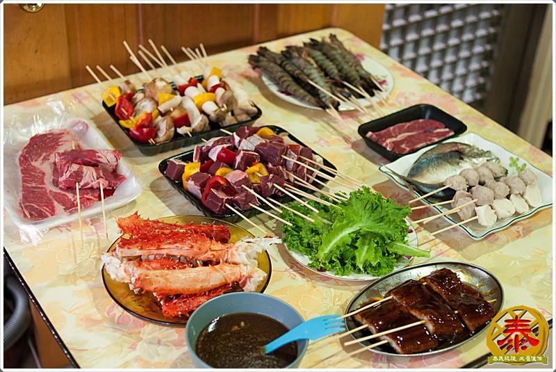 海鮮市集烤肉福箱 (2)