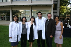 White Coat Ceremony, August 2011