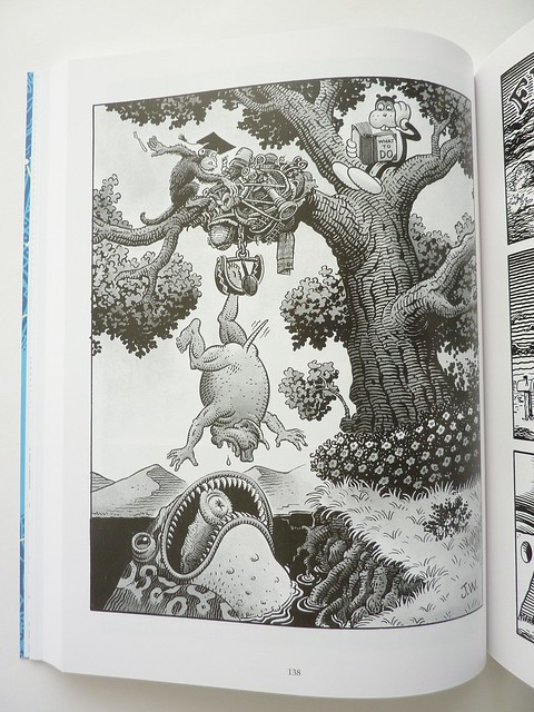 The Frank Book (Softcover Edition) by Jim Woodring - page
