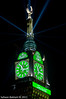 """Makkah Clock""  The night of Eid [3/3] (Safwan Babtain - صفوان بابطين) Tags: clock by night eid sigma hour 70300mm الله makkah برج safwan the عيد عبد مكه السعودية alfitr ساعة العيد رمضان f456 مكة زمزم الفطر ليلة المكرمة عدسة الملك وقف هـ المكرمه سيجما babtain صفوان بابطين makkahclock 1432ه 2011م"